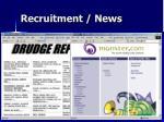 recruitment news