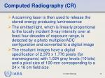 computed radiography cr25