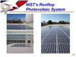 nist s rooftop photovoltaic system16