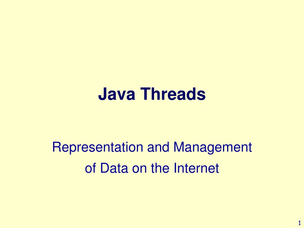 java threads l.