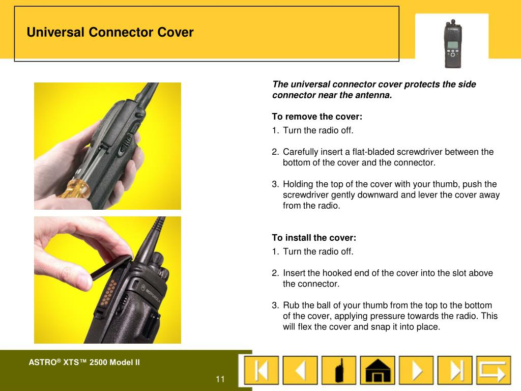 Universal Connector Cover