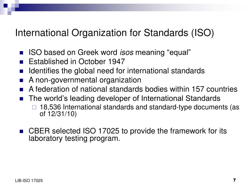 has mcdonalds implemented international organization for standards iso 14000 protocols The international organization for standardization, wwwisoorg, based in geneva, switzerland, is the source of the iso 9000 and iso 14000 families of quality and environmental management standards, respectively, and some 15,000 international standards for business, government, and society iso is a network of national.