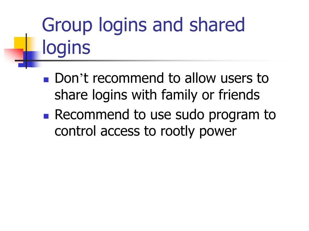 PPT - Linux Security PowerPoint Presentation - ID:284950