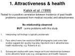 1 attractiveness health5
