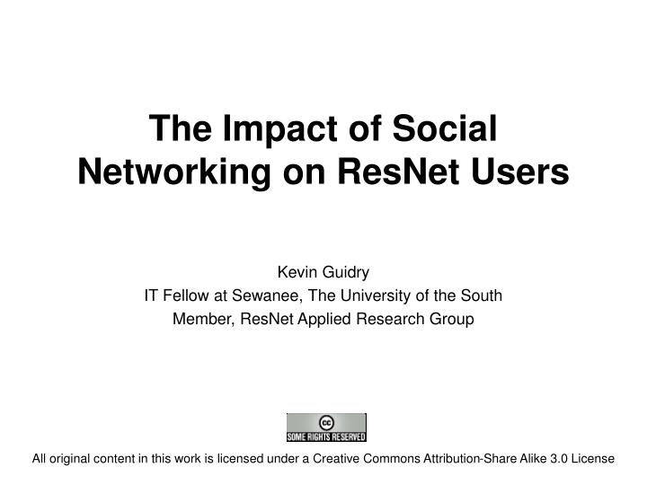 research paper on impact of social networking sites The impacts of social networking: facebook one of the distinguishing characteristics of the so-called web 20 era is undoubtedly the emergence of social networking websites.