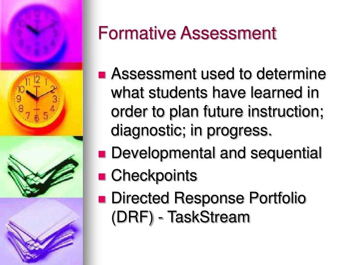 formative assessment and summative assessment pdf