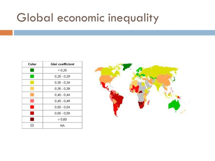 globalization and income inequality in latin america General analysis on inequality of wealth and income  the region has the greatest income inequality in the world latin  some latin american.