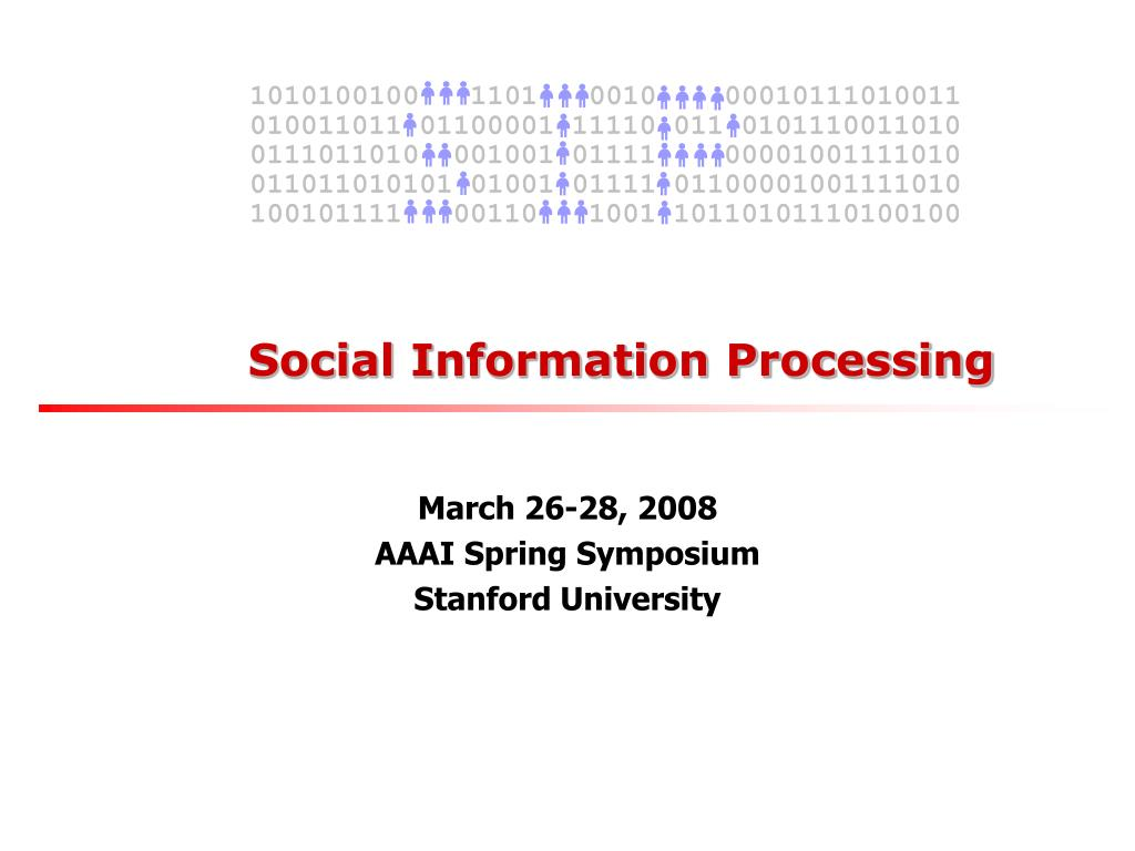 social information processing l.