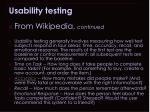 usability testing7
