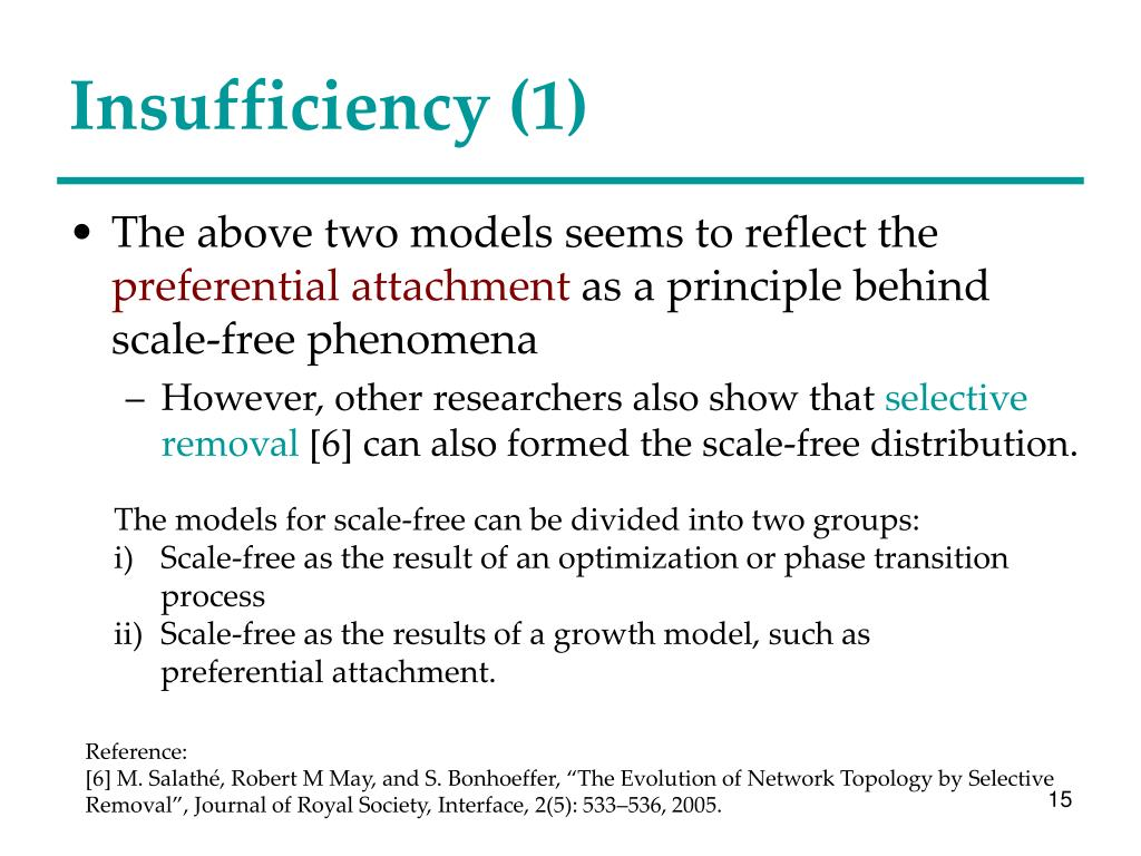 Insufficiency (1)