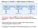 atkinson shiffrin 1968 model of memory6
