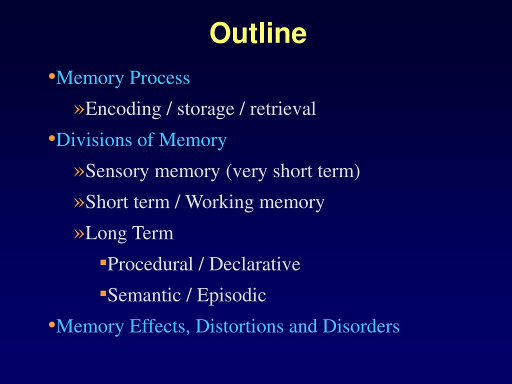 memory outline Title: brain-outline created date: 2/4/2016 12:20:01 pm.
