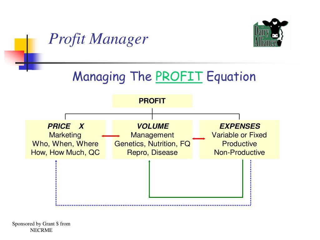 Managing The