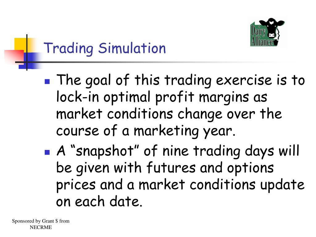 Trading Simulation