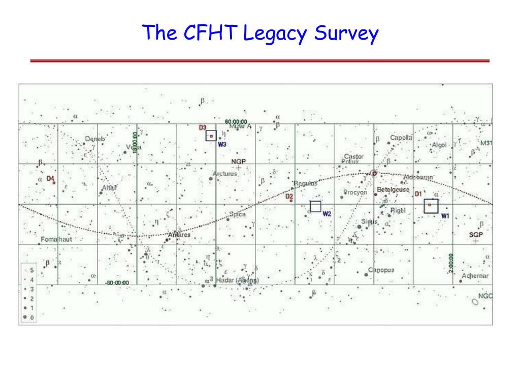 The CFHT Legacy Survey