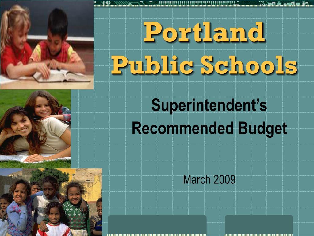 portland public schools l.