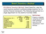 retail inventory method34