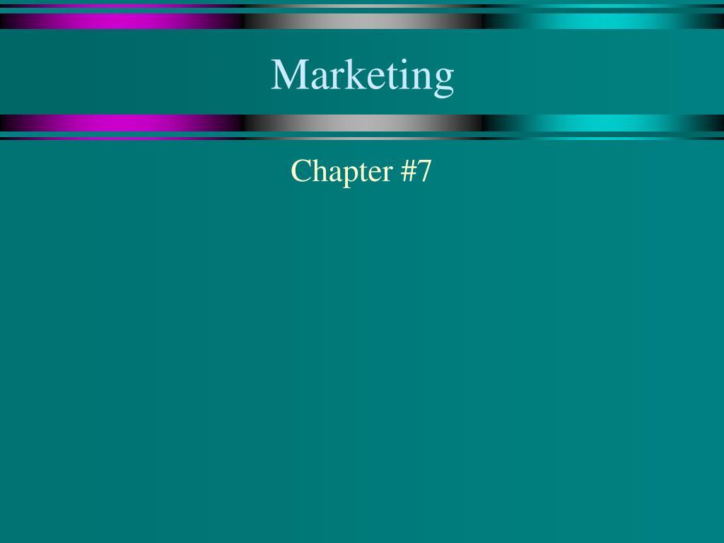 marketing l.