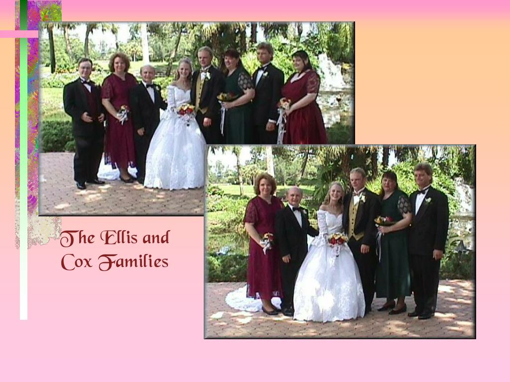 The Ellis and Cox Families