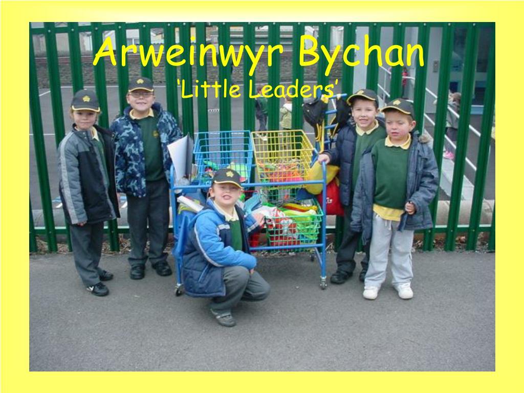 arweinwyr bychan little leaders l.