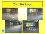 yard markings