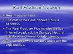 real producer software