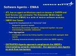 software agents emaa