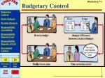 budgetary control6
