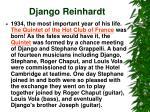 django reinhardt19