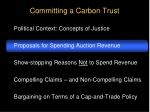 committing a carbon trust11