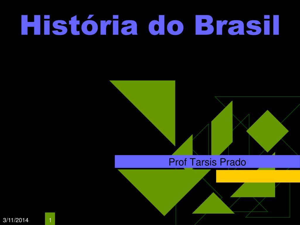 hist ria do brasil l.