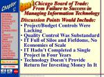 chicago board of trade from failure to success in managing information technology42