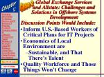 global exchange services and allstate challenges and solutions in offshore systems development53