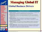 managing global it25