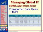 managing global it30