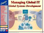 managing global it34