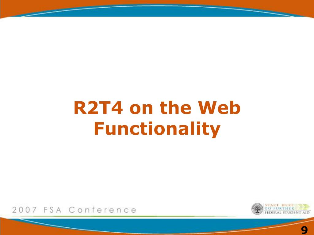 R2T4 on the Web