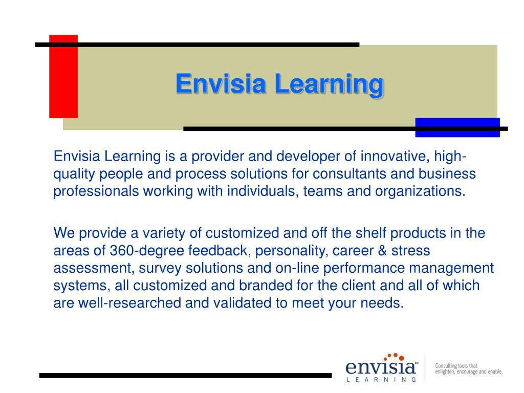 Envisia Learning