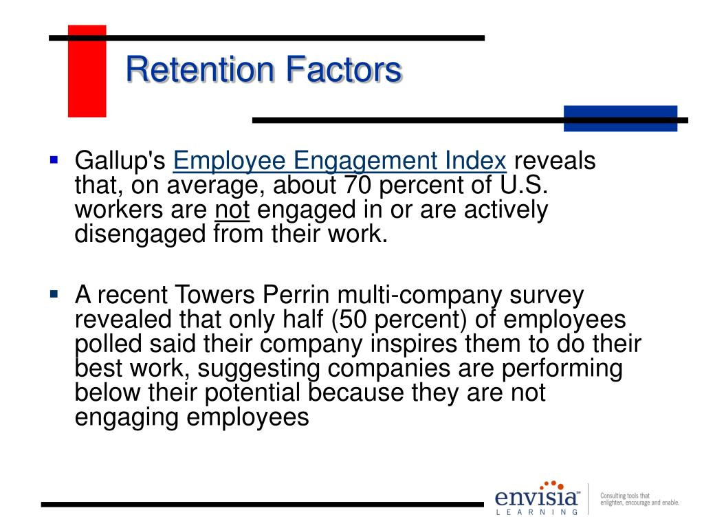 Retention Factors