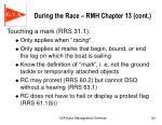 during the race rmh chapter 13 cont6