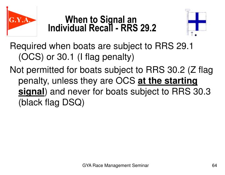 When to Signal an