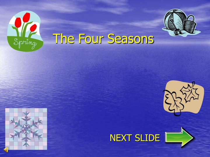 the four seasons n.
