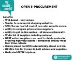 open e procurement22