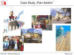 case study parc ast rix23