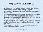 why coastal tourism 2