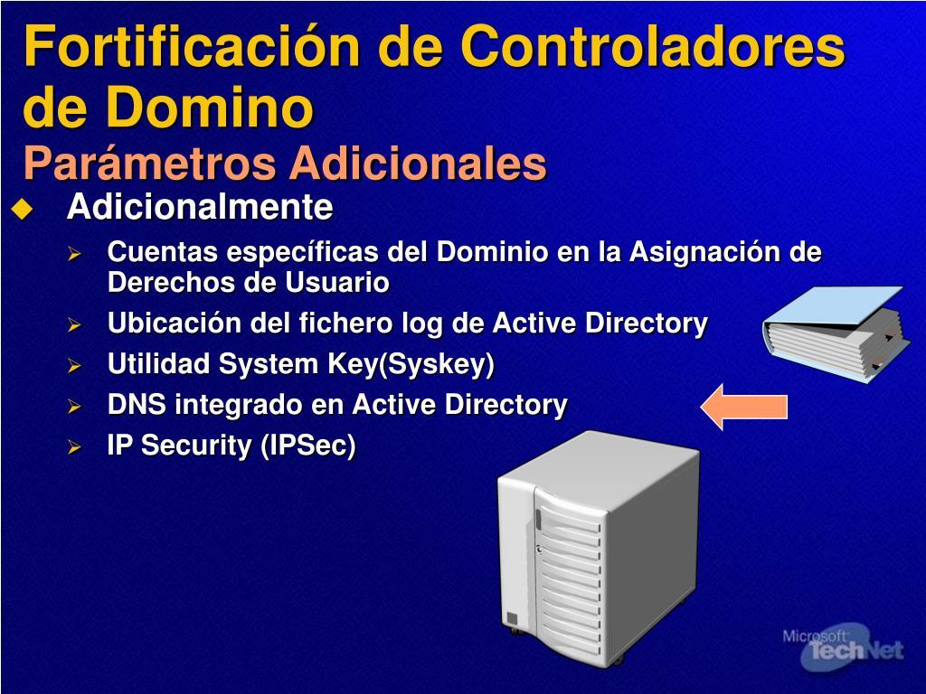Fortificación de Controladores de Domino