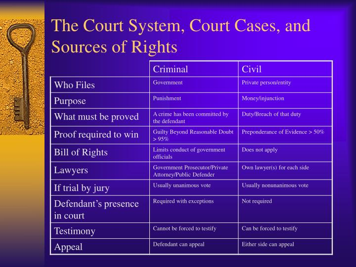 an analysis of court system today Sanford (1857), and how it moved through the court system this case is commonly included in the curriculum because of its importance its movement through the court system gives students an example of how the judicial process works an in-depth study of dred scott v sanford is not within the scope of this lesson.