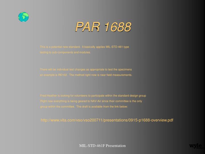 PAR 1688