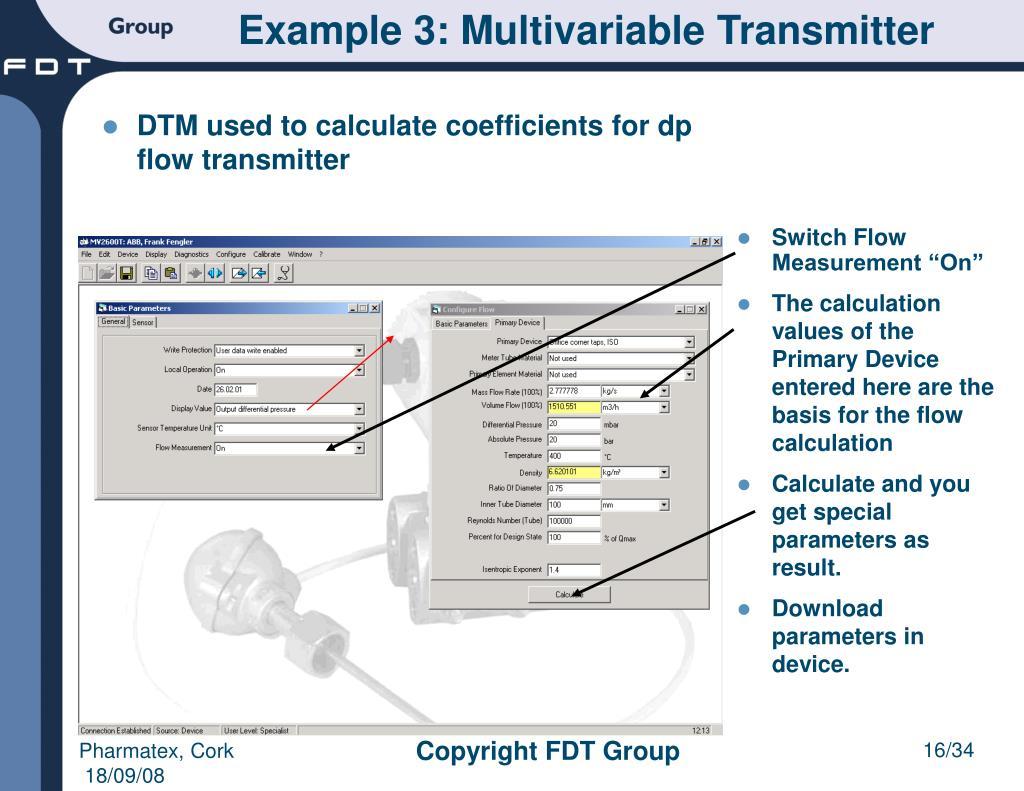 PPT - FDT Technology - IEC 62453 / ISA SP103 Standardized