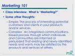 marketing 10127